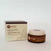 Arad Night Treatment Cream normal skin marine collagen & Pomegranate Extract 1.7