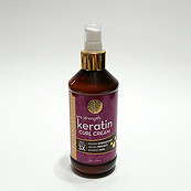 Arganatural Pro Gold 3X Strength Keratin Curl Cream 8 oz / 240 mL