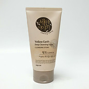 Cleansing Story Yellow Earth Deep Cleansing Foam 5.19 oz 150 g Welcos Korea