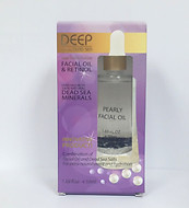 Crystal Line Collagen Pearly Facial Oil 1.69 oz Deep from the Dead Sea