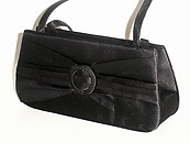 Black Dress Small Handbag