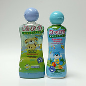Lot of 2 Arrurru Cologne Boy & Shampoo 7.4 oz Colonia Nino y Shampoo No Irrita