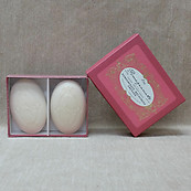 Saponerie Mario Fissi Pomegranate Bar Soap Set 2 x 5.3 oz Each Sealed