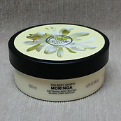 The Body Shop Moringa Softening Body Butter Moisture for Dry Skin 6.75 oz 200 mL