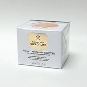 The Body Shop Oils of Life Intensely Revitalizing Gel Cream 1.7 oz Sealed