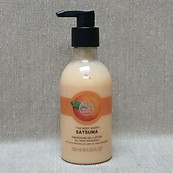 The Body Shop Satsuma Energising Gel-Lotion 8.4 oz