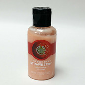 The Body Shop Strawberry Gel Lotion 2 oz 60 mL Travel Size