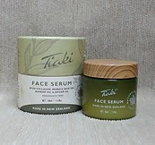 Tiaki Face Serum 1.69 oz 50 ml Made in New Zealand natural Skincare Collagen