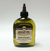 Difeel Argan Oil Premium Natural Hair Oil 7.78 oz / 230mL Moisturizes Dry Hair