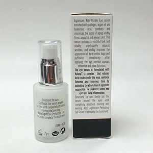 Arganicare Collagen Boost Anti-Wrinkle Eye Serum 1 oz Rejuvenate Firm Lift
